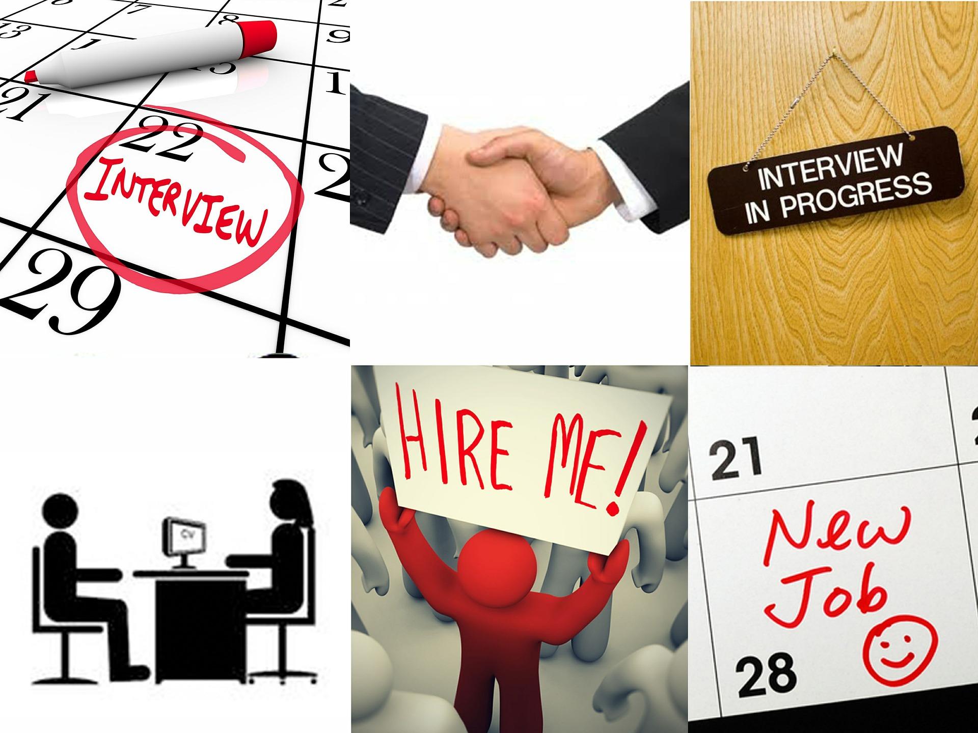 artikkelit tuunaan cv si job interview